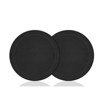 "HP FM SERIE ronds noirs 6.5"""