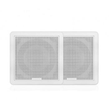 """HP FM SERIE carrés blancs 6.5"""""""