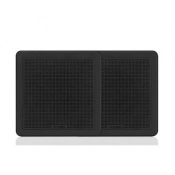 """HP FM SERIE carrés noirs 6.5"""""""