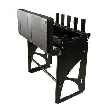 Bolster noir XL avec 5 PC +...