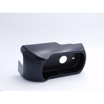 Protection plastique noir...